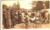 Wilburton garden party