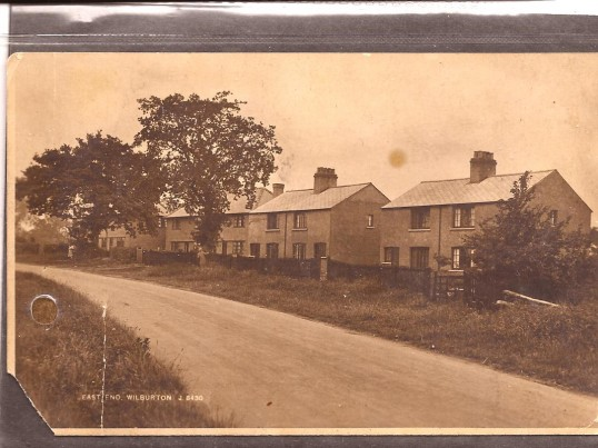 East End, Wilburton known also as Stretham Road