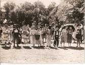 Garden Fete held in Rectory Gardens