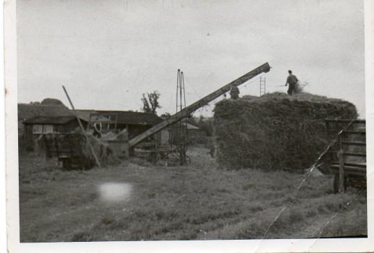 Harvest time Wilburton.