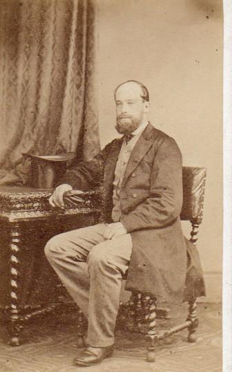 William Latter school master at Wilburton. Mr William Latter