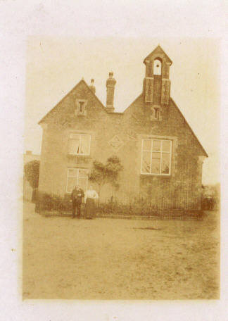 The old school Wilburton