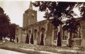 Wilburton Church. St Peters Church