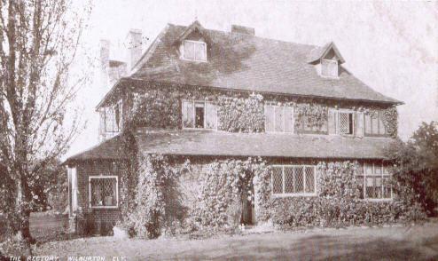 Mr Pell's residence Wilburton