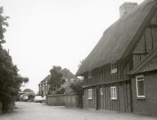 Wilburton Tithe Barn