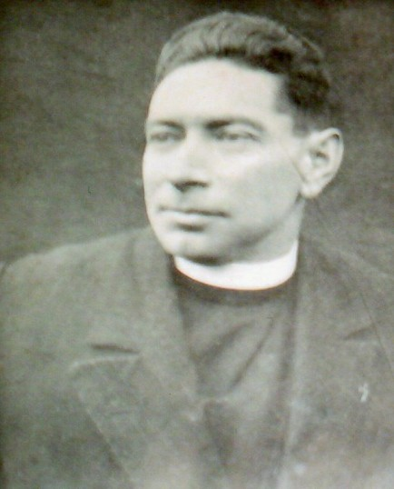 Rev. D`Arcy Irvine was vicar of Wilburton from 1941-1946