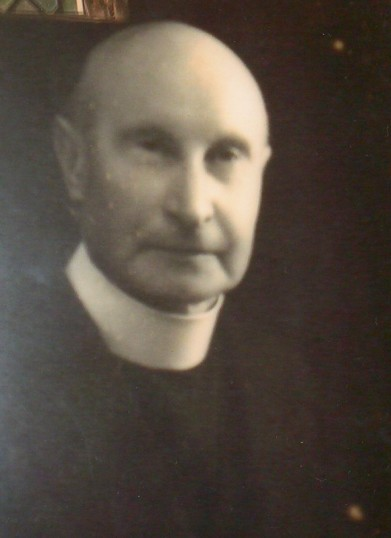 Charles Reed was vicar of Wilburton from 1928-1933