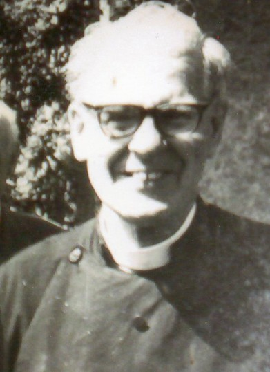 Rev. Douglas Webb was vicar of Wilburton from 1959-1984