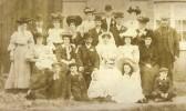 Wilburton wedding Fred Sharp's parents .