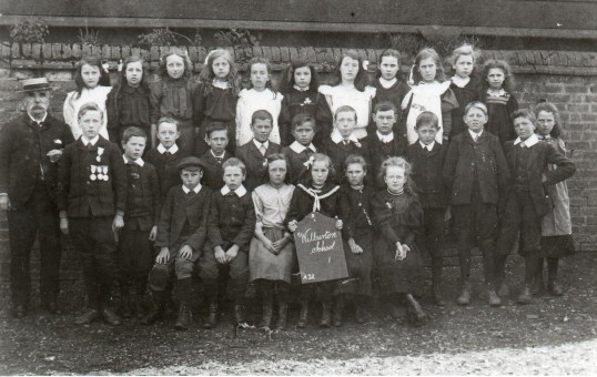 Wilburton School Group.