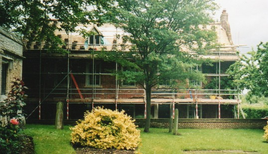 Roof repairs, Bellgables Wilburton