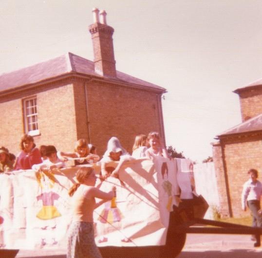 Wilburton Feast Parade