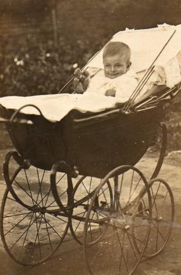 Harold Talbot born in Wilburton