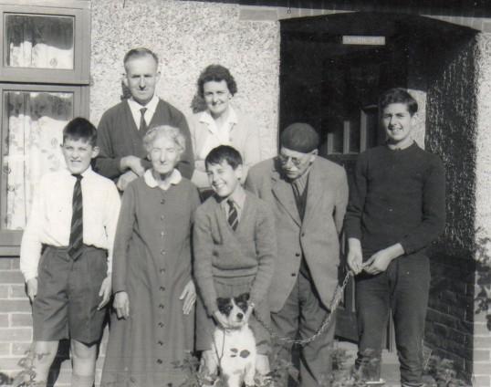 Talbot Family at Wilburton