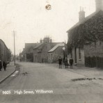 Wilburton High Street