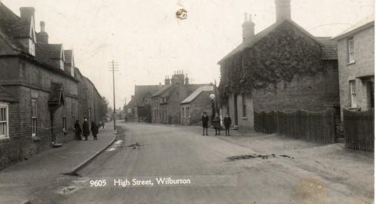 Wilburton High Street