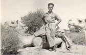 Harold Talbot of Wilburton in the Sudan.