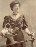 Grace Beatrice Talbot of Wilburton, H. Talbot's mother.