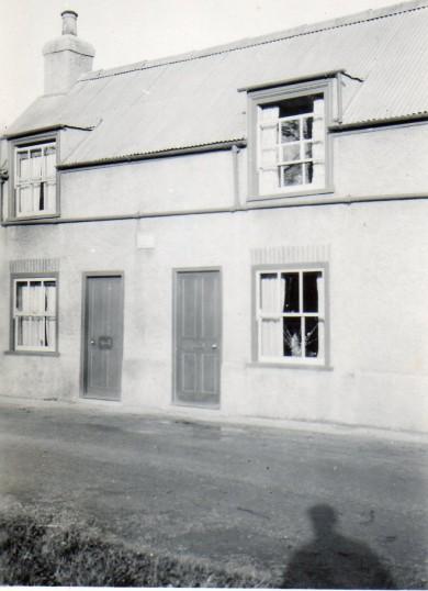 Grey Cotes, house near Wilburton church.