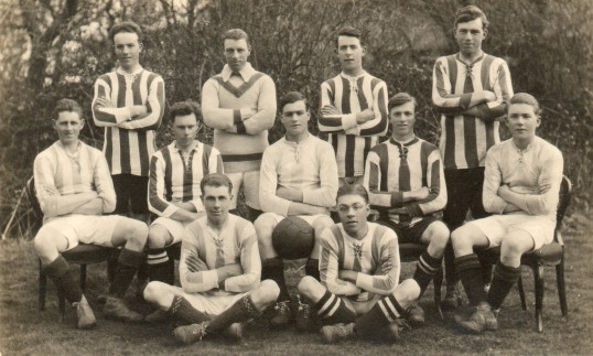 Wilburton football team