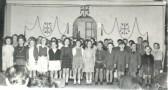 Wilburton School Coronation Year.