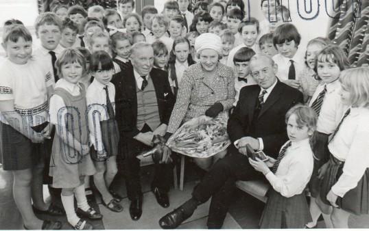 Albert Gothard retires from Wilburton School