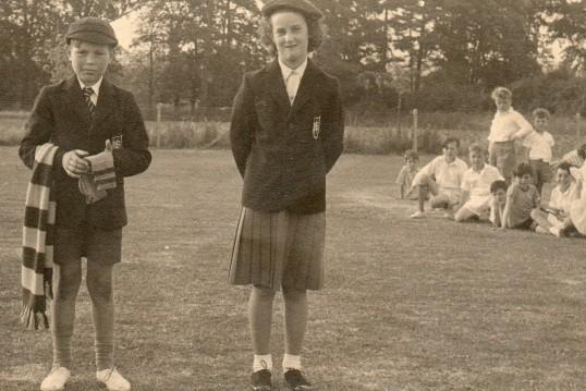Uniform introduced at Wilburton School.