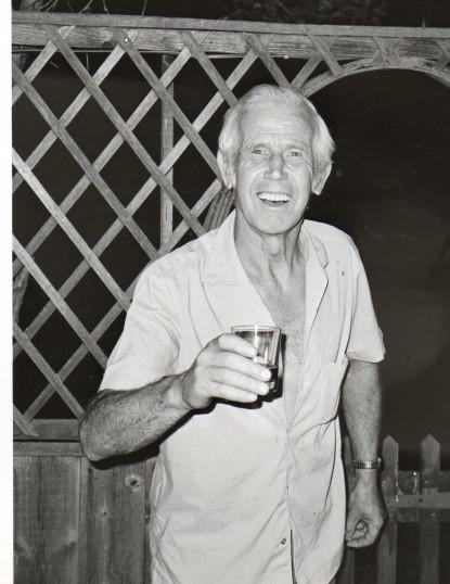 George Ashman of Wilburton.