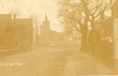 Early Wilburton High Street.
