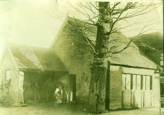 Wilburton Blacksmiths.