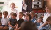Children at Wilburton School