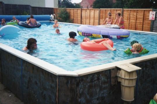 Wilburton School swimmimg pool
