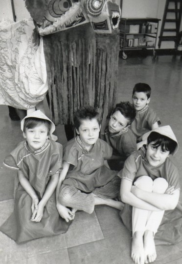 Wilburton school picture