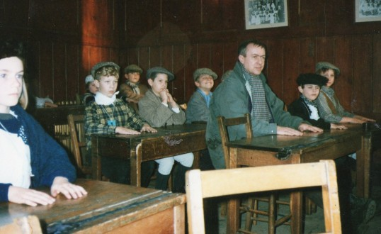 Wilburton school stepping back in time