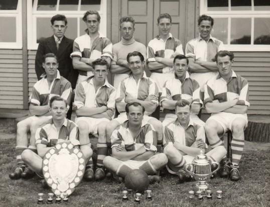 Wilburton football team.
