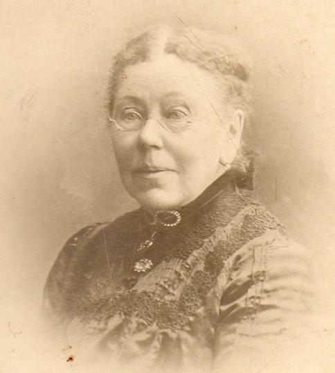 Adelaide Pell of Wilburton