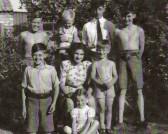Everitt family taken at Wilburton.