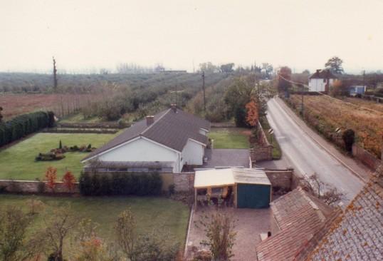 Chimney top view of Twentpence Road Wilburton