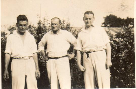 Cricket at Wilburton