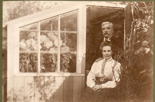 Mr an Mrs Marchant of Wilburton