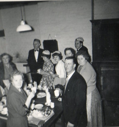 Event in Wilburton hall.