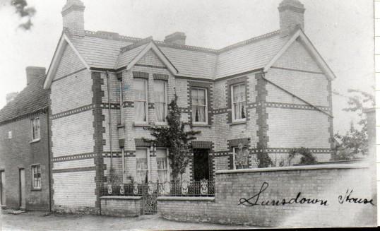 Lansdowne house Wilburton