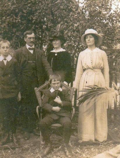 Wilburton family.