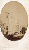 Wilburton Church taken many years ago.