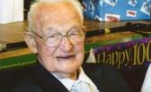 Birthday of Frank Yarrow at Wilburton.