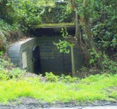 Springwell entrance at Wilburton