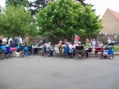 Royal Wedding street party Wilburton