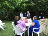 Open Garden Wilburton