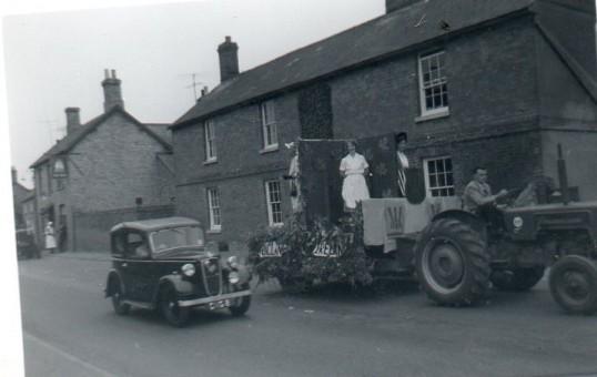 Wilburton feast Sunday Parade
