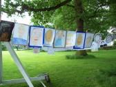 Jubilee teas at Wilburton, children's pictures